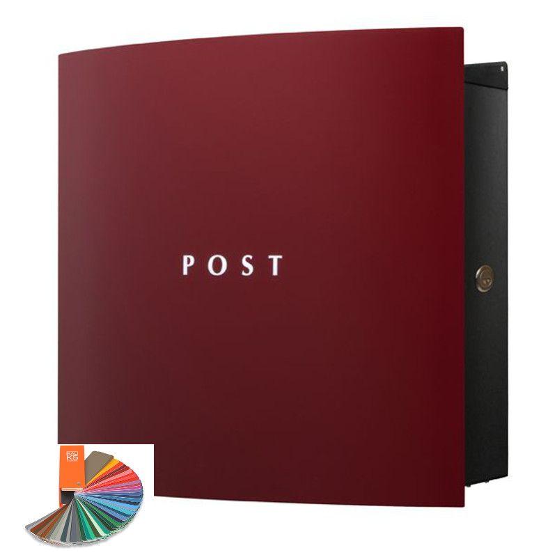 Ein Schlichter Aber Hochwertiger Design Briefkasten In Vielen