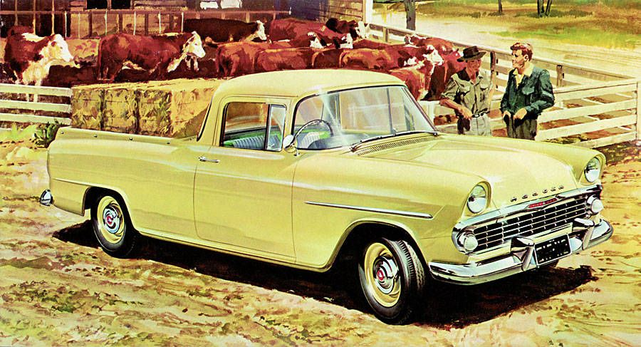 1957 Holden truck | Culture: Old Cars | Pinterest | Cars ...