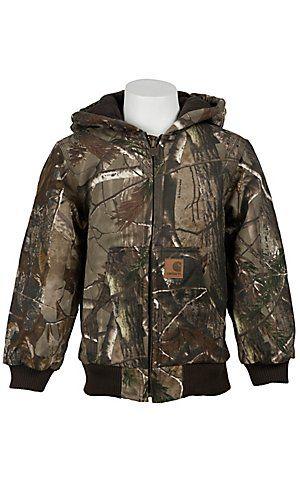 c22c1a54e Rafter C Boys Gunmetal Canvas Jacket