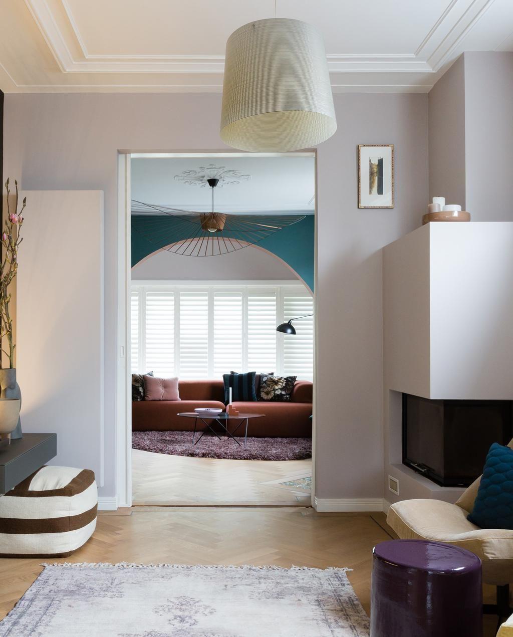 Aztec sofa @vtwonen ' weer verliefd op je huis'.