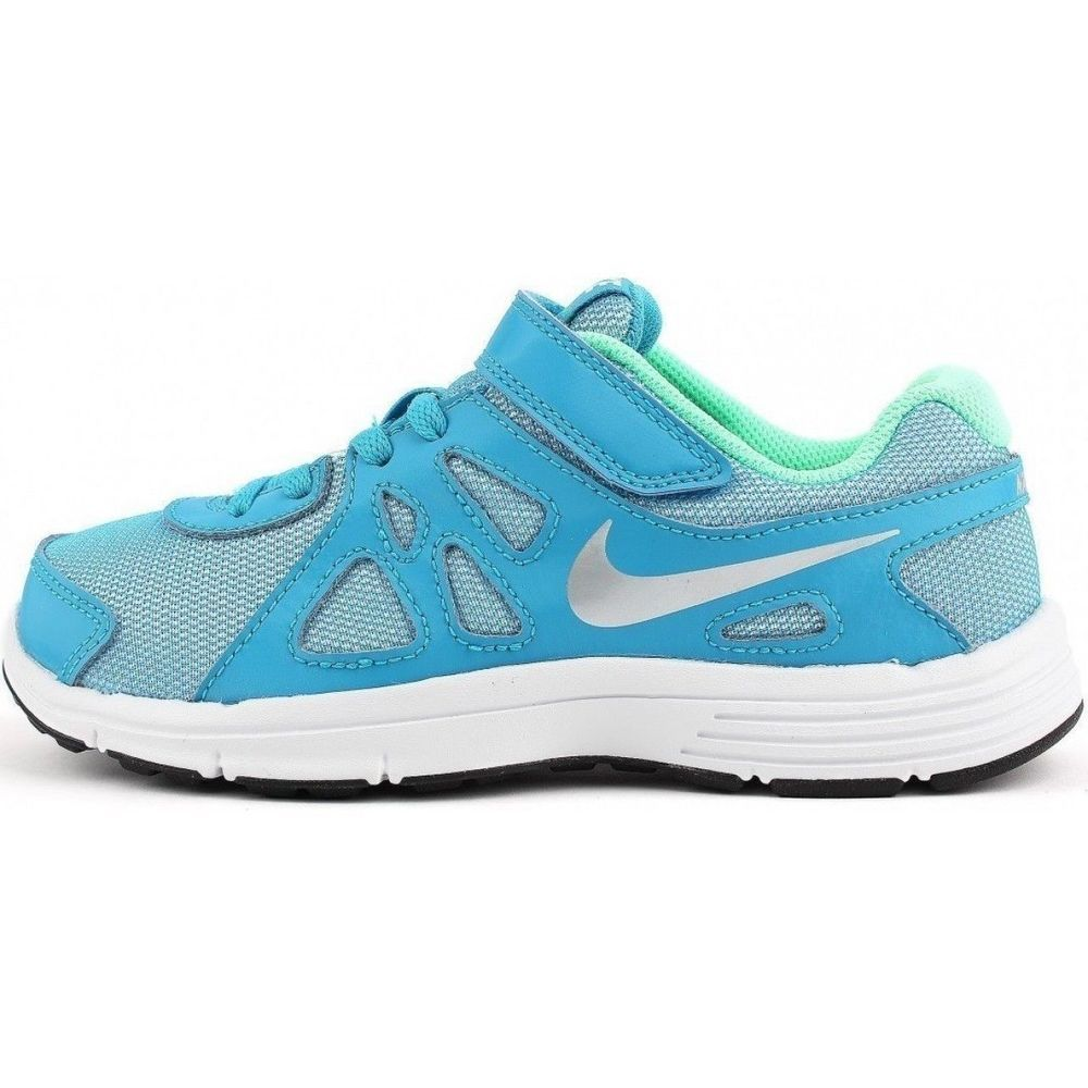 best authentic b2332 249b9 eBay  Sponsored NIKE REVOLUTION 2 SHOES SIZE 3 Y PSV SNEAKERS BLUE LAGOON  NEW IN BOX! 555091