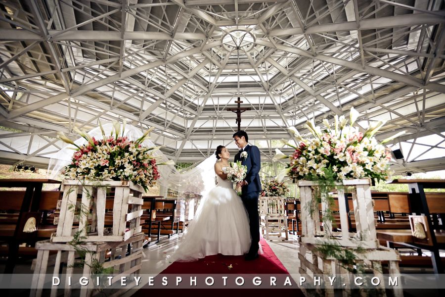 Wedding Of EDMON And VERLYN At Immaculate Heart Of Mary Parish Antipolo City | WEDDING ...