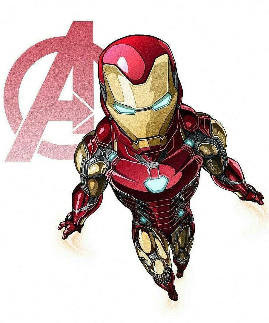 Marvel Chibi Marvel Marvel Iron Man Iron Man Avengers