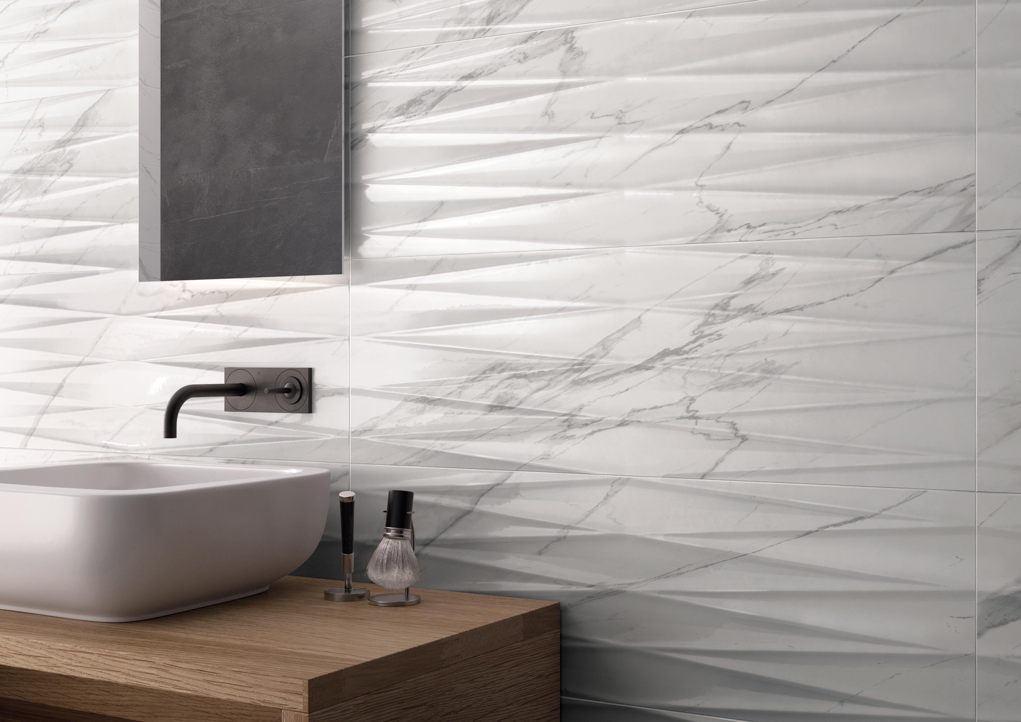 Bagno semplice ~ Bagno statuario purity of marble bagno e pavimenti