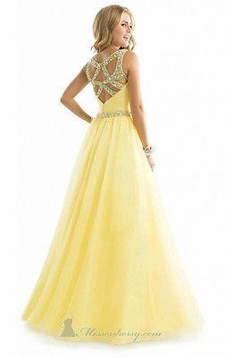 Evening dress ebay customer