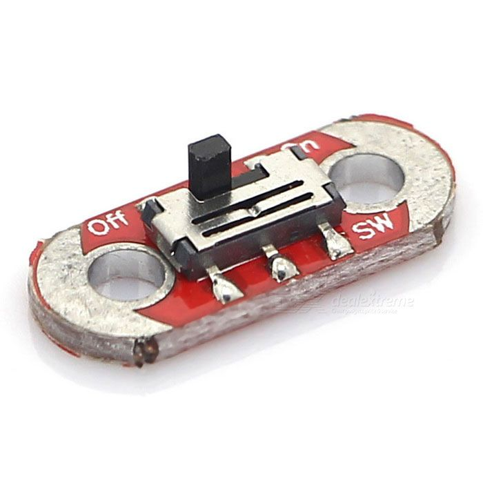 KEYES MD0310 DC12V 0.5A Wearable Switch Module for LilyPad. Find the cool gadgets at a incredibly low price wit