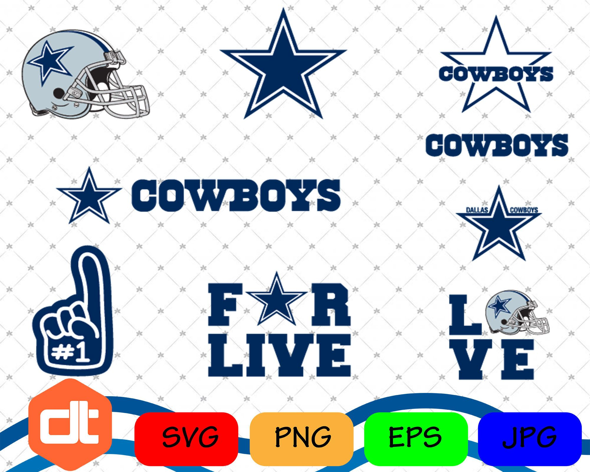 Dallas Cowboys Svg, Dallas Cowboys vector, Dallas Cowboys