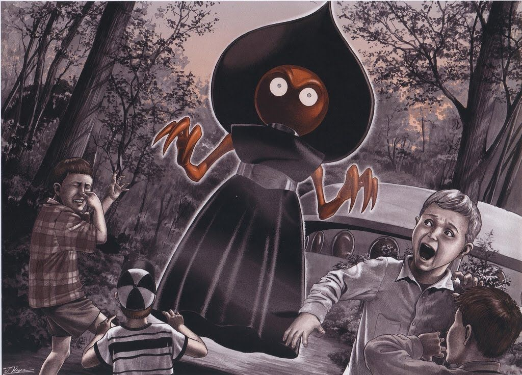 These incidents are real! Learn what the global elite don't want you to know! Do research now while you are able to. Unless you do research, you just won't believe this. Flatwoods Monster ; Extraterrestrial or Cryptid ? (Documentary)