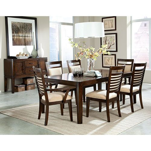 Avion 5 Piece Dining Set Boscov S Dining Room Sets Dining Table Setting Dining Table
