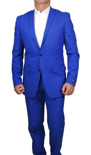 Bar III Men`s Suit Cobalt Blue Solid Slim Fit Suits (40R) Bar III http://www.amazon.com/dp/B00K9Z9SFE/ref=cm_sw_r_pi_dp_YLD.tb0H9JMZT