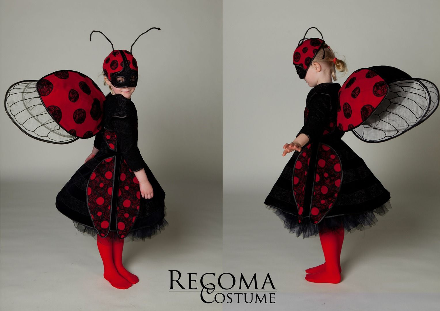 ladybird costume halloween costumes pinterest. Black Bedroom Furniture Sets. Home Design Ideas