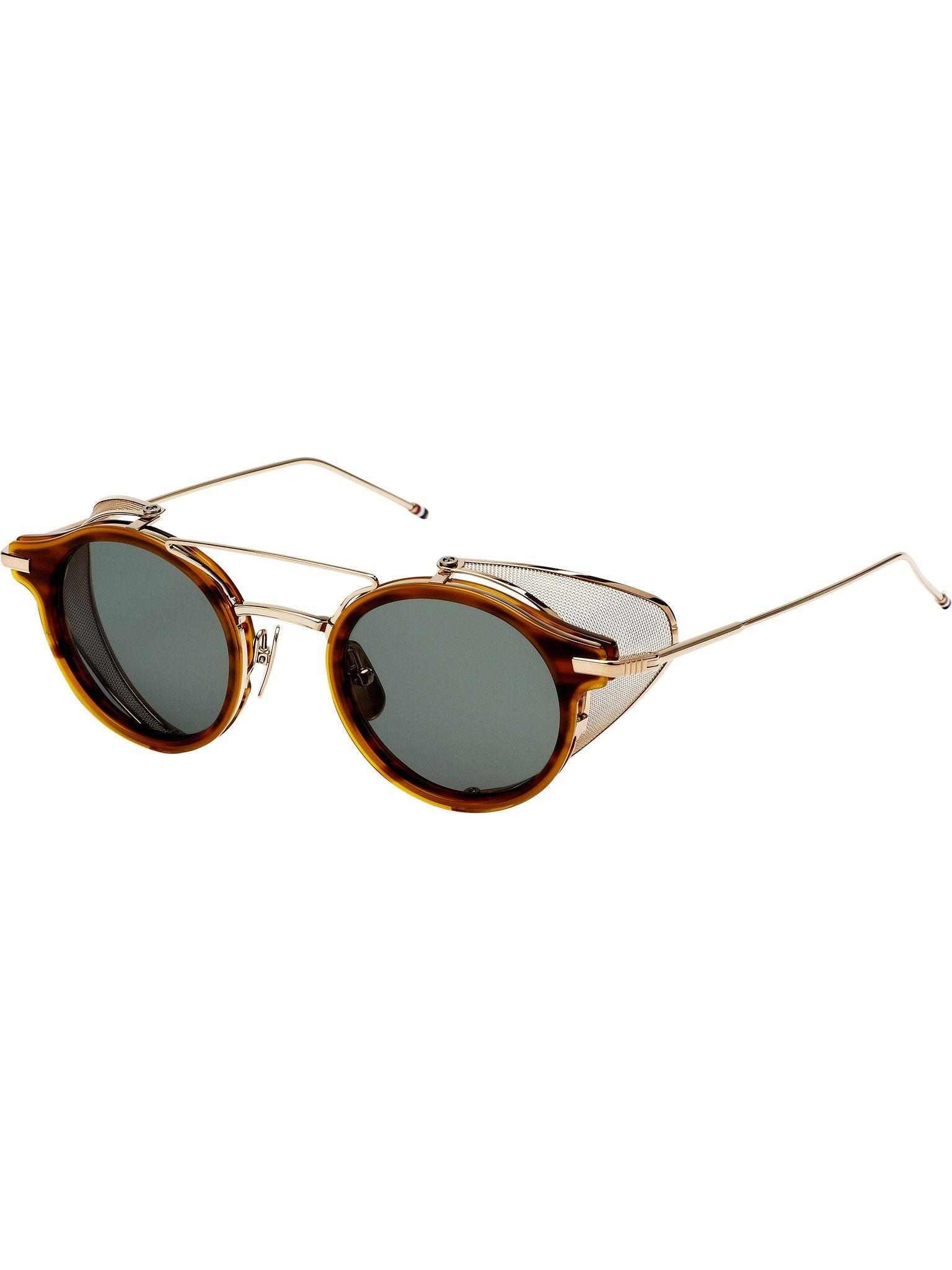 fcfbfd1931b Thom Browne TB-804-A Sunglasses