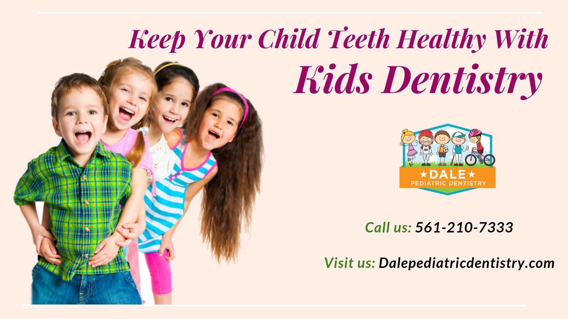 Are you searching for expert kids dentistry? Our Dale
