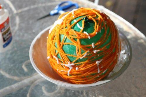 3D Tangled Pumpkin
