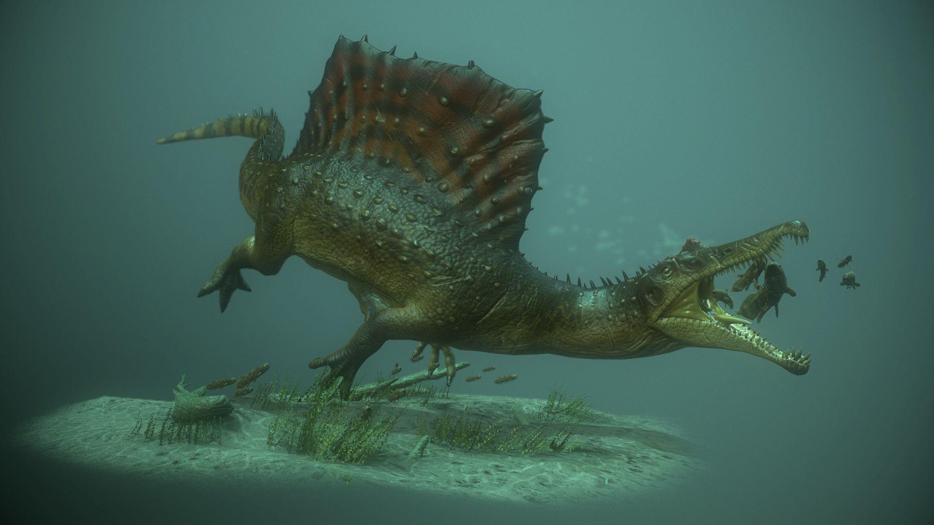 обеих водоплавающий динозавр картинки небо время полярного