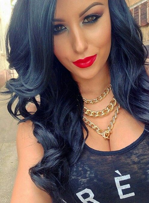 Blue ombre hair dye kit black hair hair extensions and hair blue ombre hair dye kit pmusecretfo Image collections
