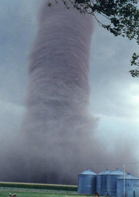 One Huge Tornado Nature Beautiful Nature Mother Nature