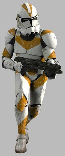A phase 2 clone trooper of the 212th attack battalion.