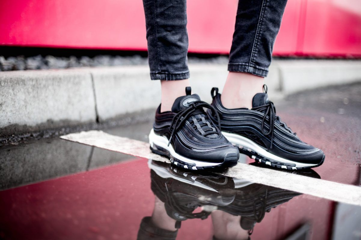 Schönes Design Promo Nike Air Max 97 Ultra '17 PRM (Black