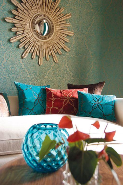 Telas decoratrix decoraci n dise o e interiorismo for Diseno e interiorismo