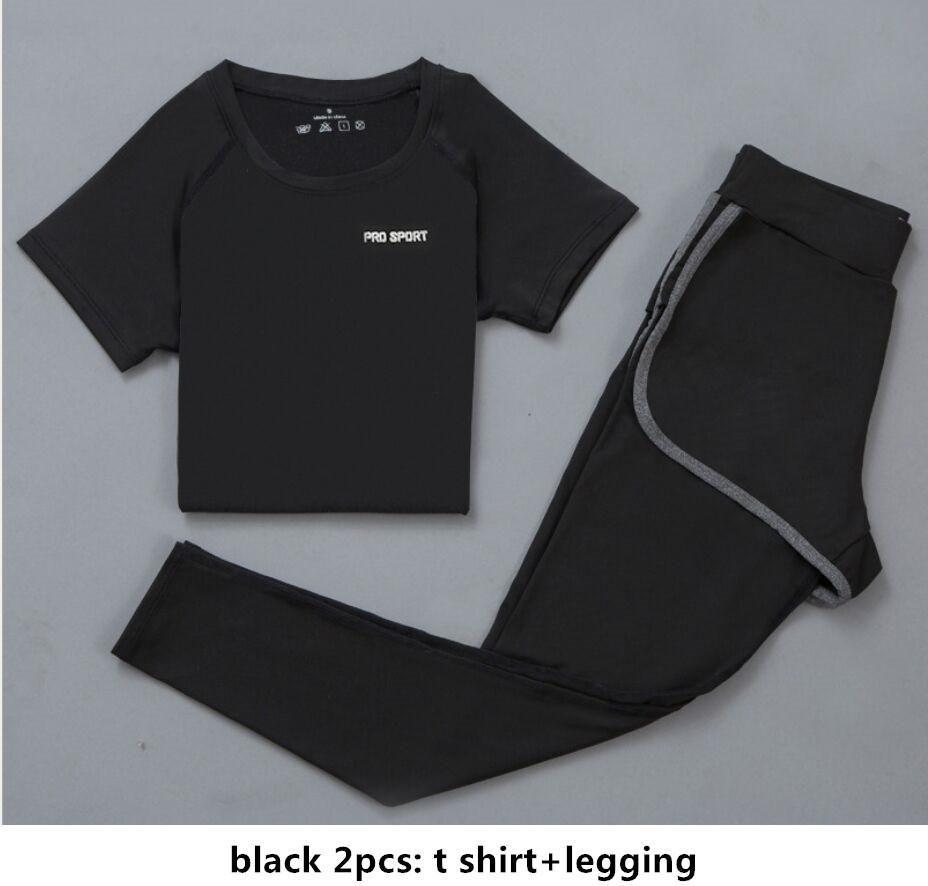 c340e3c5ad05 Clothing For Fitness Sport Suit Women Hoodies Tracksuit Jogging Suit ...