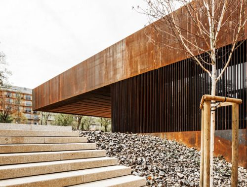 Subtilitas Commercial Architecture Steel Architecture