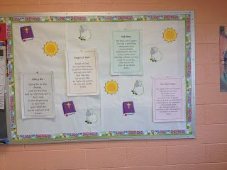 CCD Catechism Classroom Decoration Bulletin Boards ... - photo#28