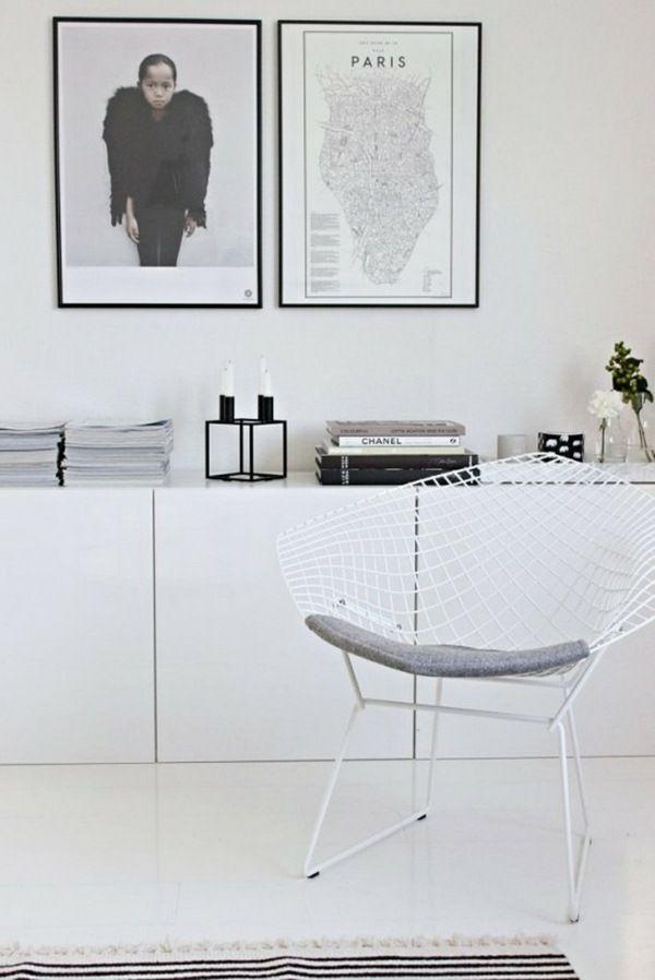 ikea besta buffets d coration murale cr ative meubles ikea d co. Black Bedroom Furniture Sets. Home Design Ideas