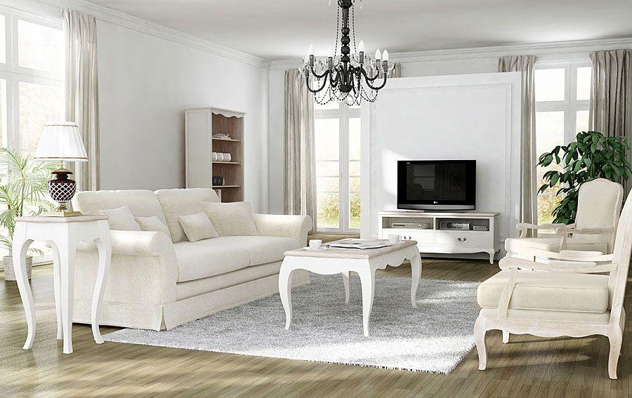 muebles portobellostreetes saln vintage francs ambientes de saln clsicos muebles clsicos - Salones Clasicos Modernos
