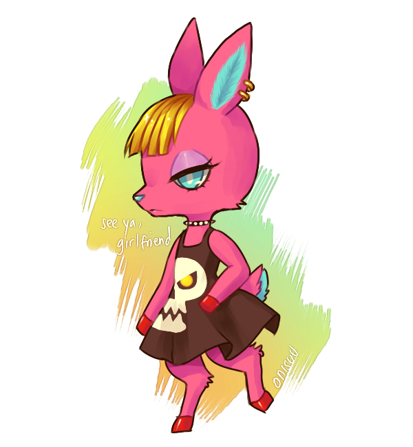 Fuschia With Images Animal Crossing Game Animal Crossing