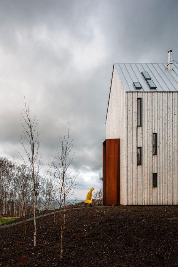 Rabbit Snare Gorge A Cabin in Nova Scotia Maisons extérieures - budget pour construire une maison