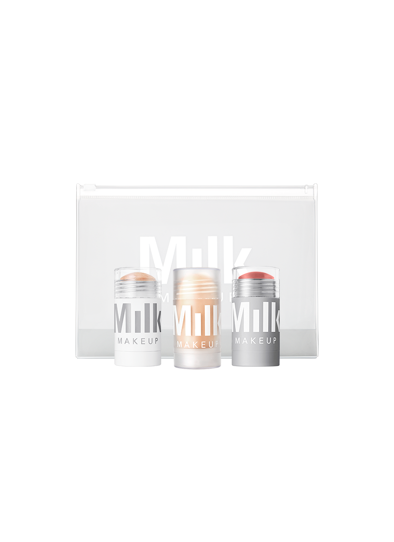 Basics Stick Set Milk Makeup Milk makeup, Bridal skin