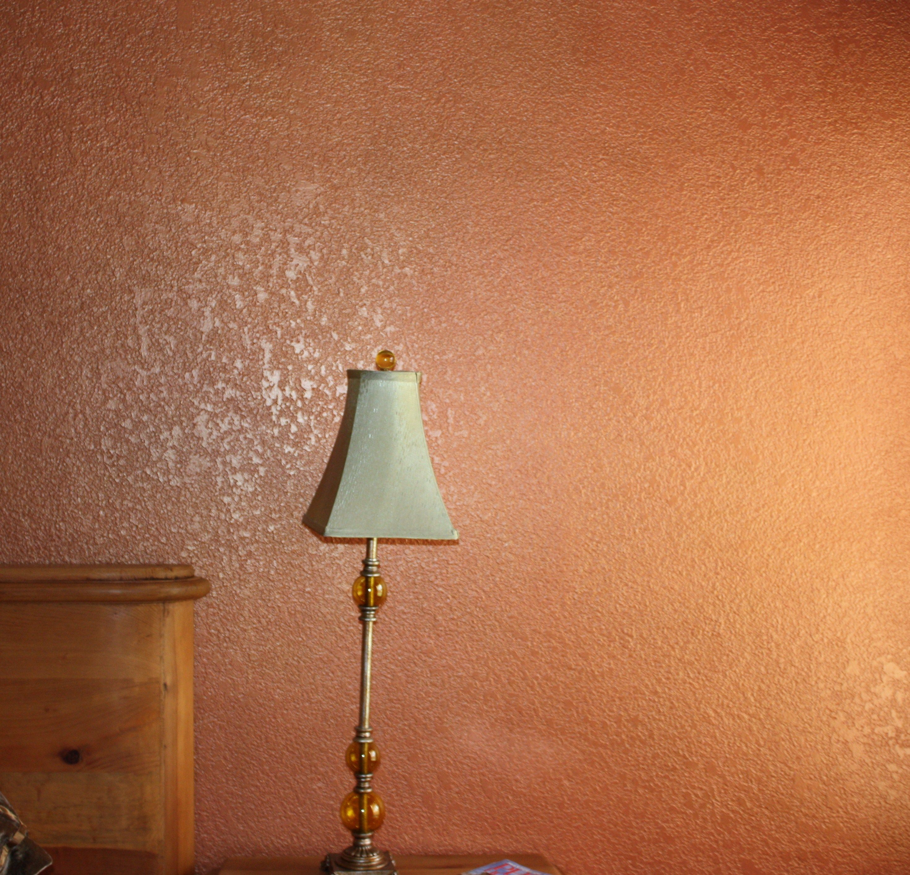 Copper Gleam And Lustrous Amber Valspar Metallic Paint Walls Wall Colors Metallic Paint