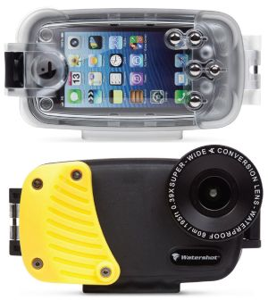 Learn what iPhone snorkeling housing case is best and how to