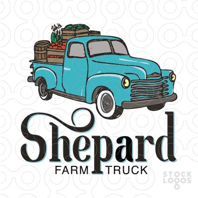 Logo Maker Premium Logos For Sale Brandcrowd Farm Trucks Rustic Logo Design Farm Logo