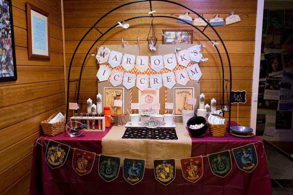Harry Potter Birthday Party Ideas Harry Potter Birthday Harry
