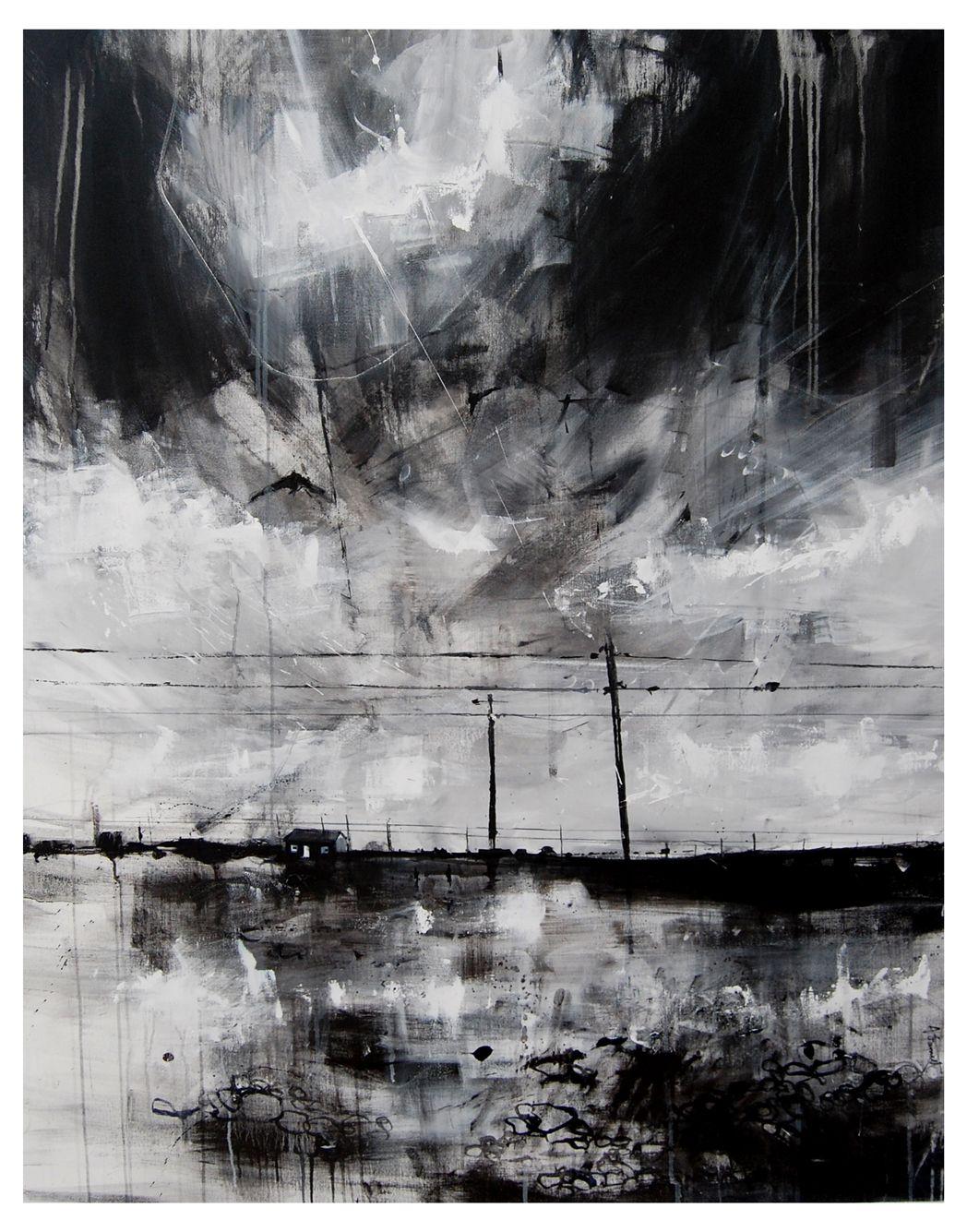 Dungeness By Ant Garratt With Images Landscape Art Landscape Paintings Landscape Artist