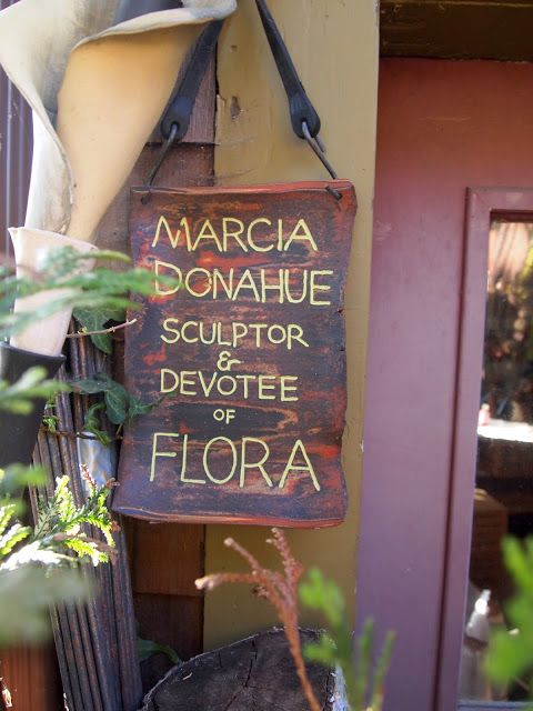 Seattle to San Francisco May 2015: Marcia Donohue's remarkable and inspiring garden in Berkeley