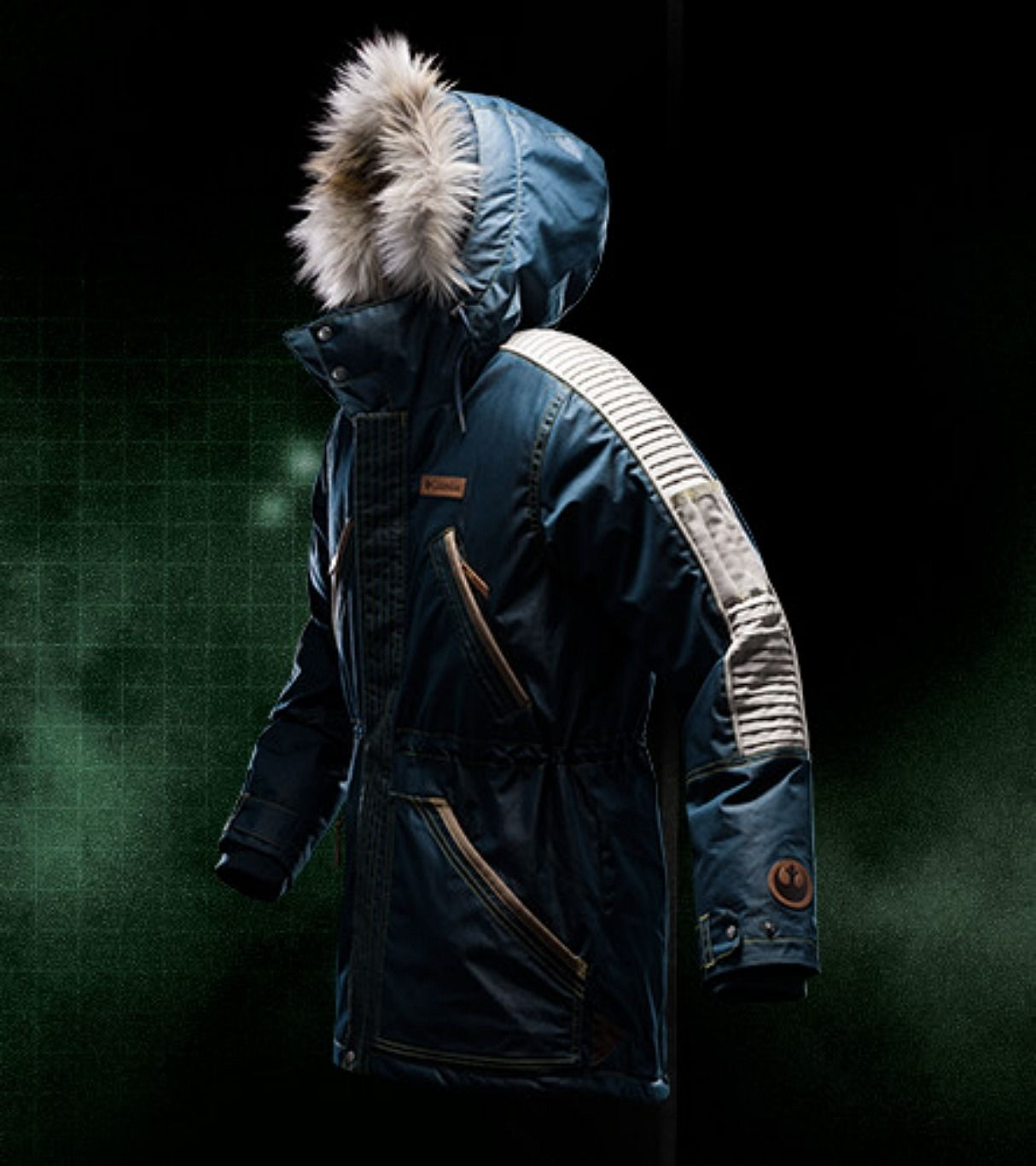 Wars Collection Star X Jacket Rogue One Columbia Geekery qnv4gFax