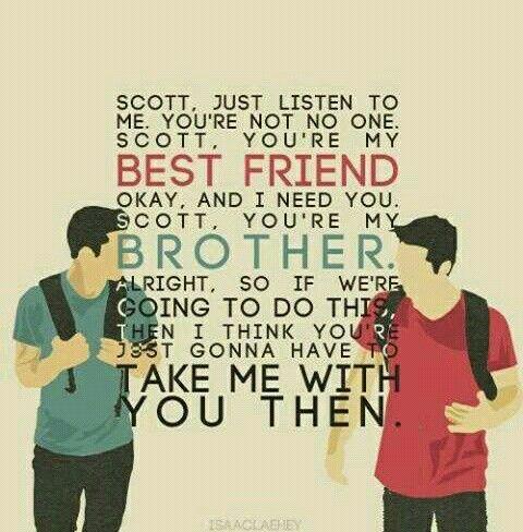 #Sciles #Brothers #TeenWolf