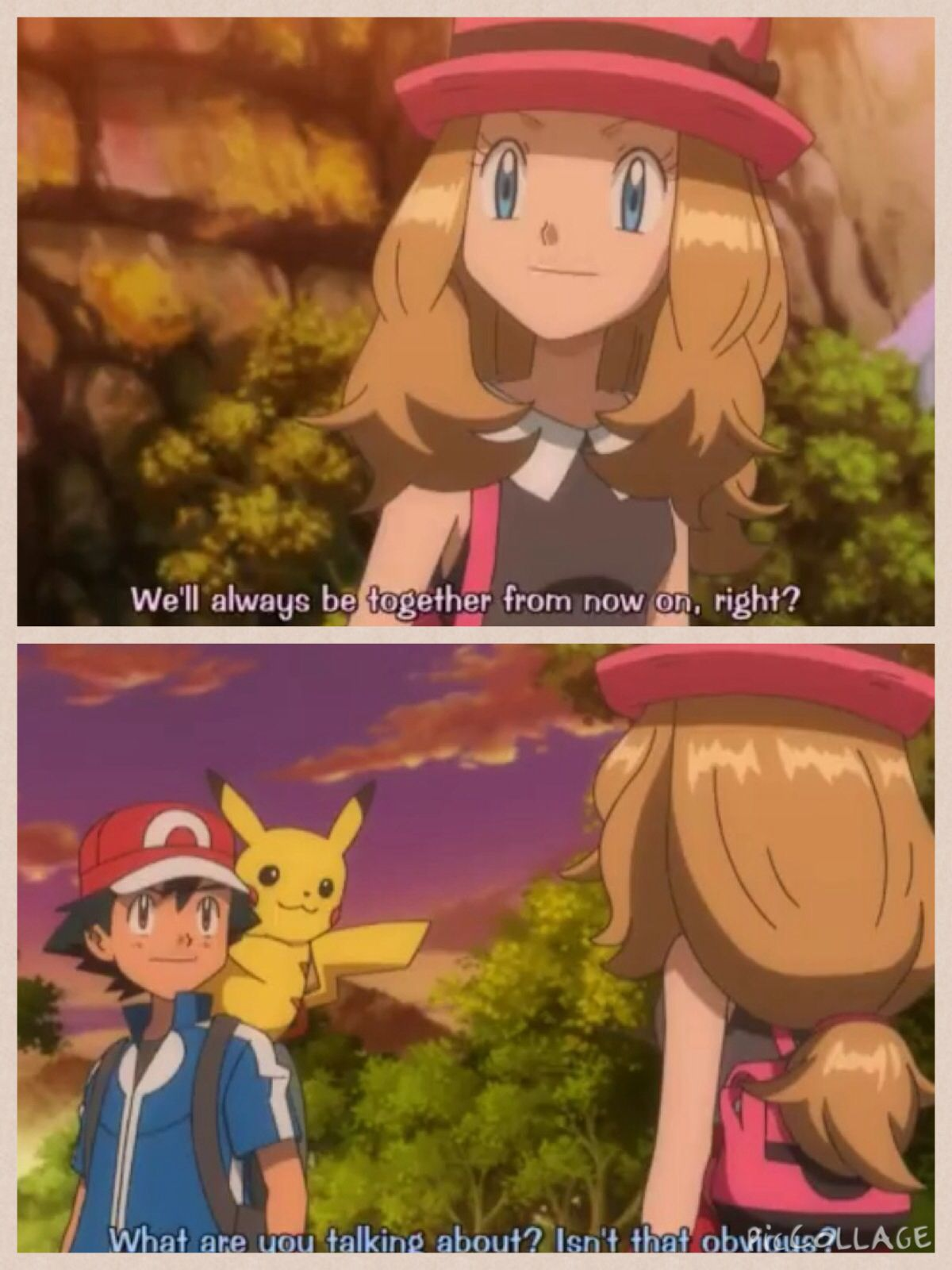 Better, perhaps, ash ketchum fucking misty something