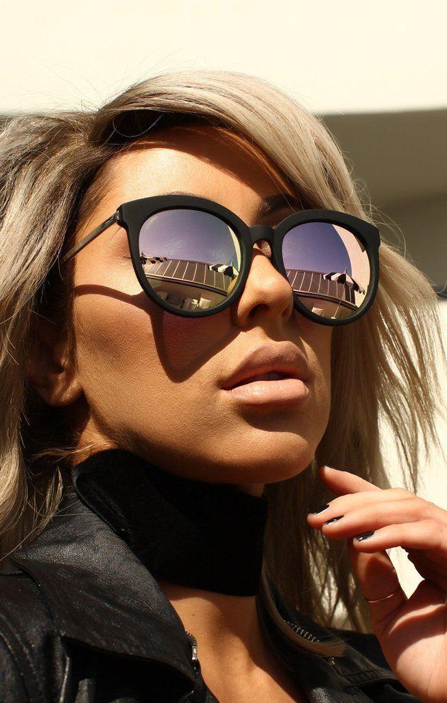 a0916f7a375c Quay Australia x Chrisspy JETLAG Black Rose Gold Designer Sunglasses ,  Sunglasses - QUAY Australia, One Honey Boutique - 1