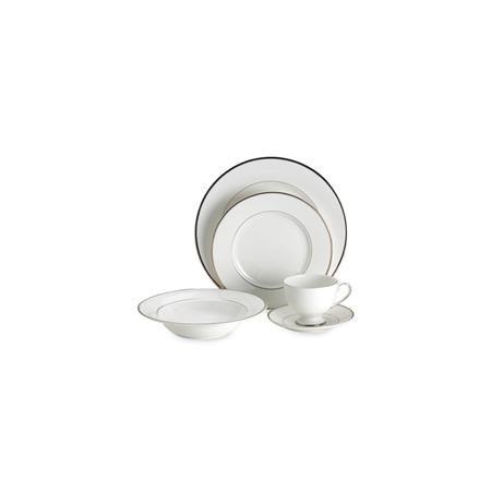 Mikasa Cameo Platinum 40-Piece Dinnerware Set  sc 1 st  Pinterest & Mikasa Cameo Platinum 40-Piece Dinnerware Set | dinnerware ...