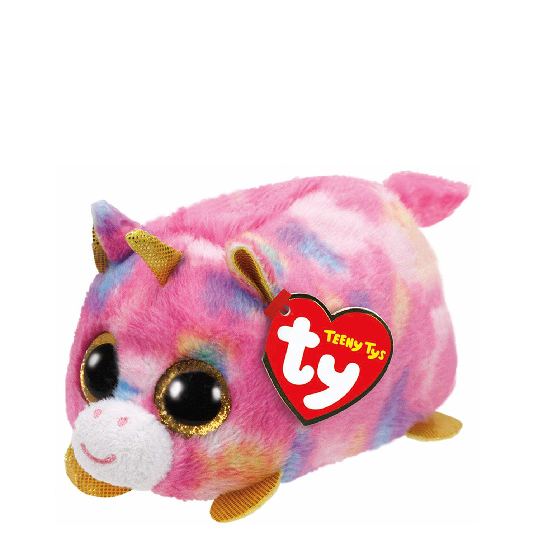 TY Teeny Star the Unicorn Soft Toy Claire's Ty beanie