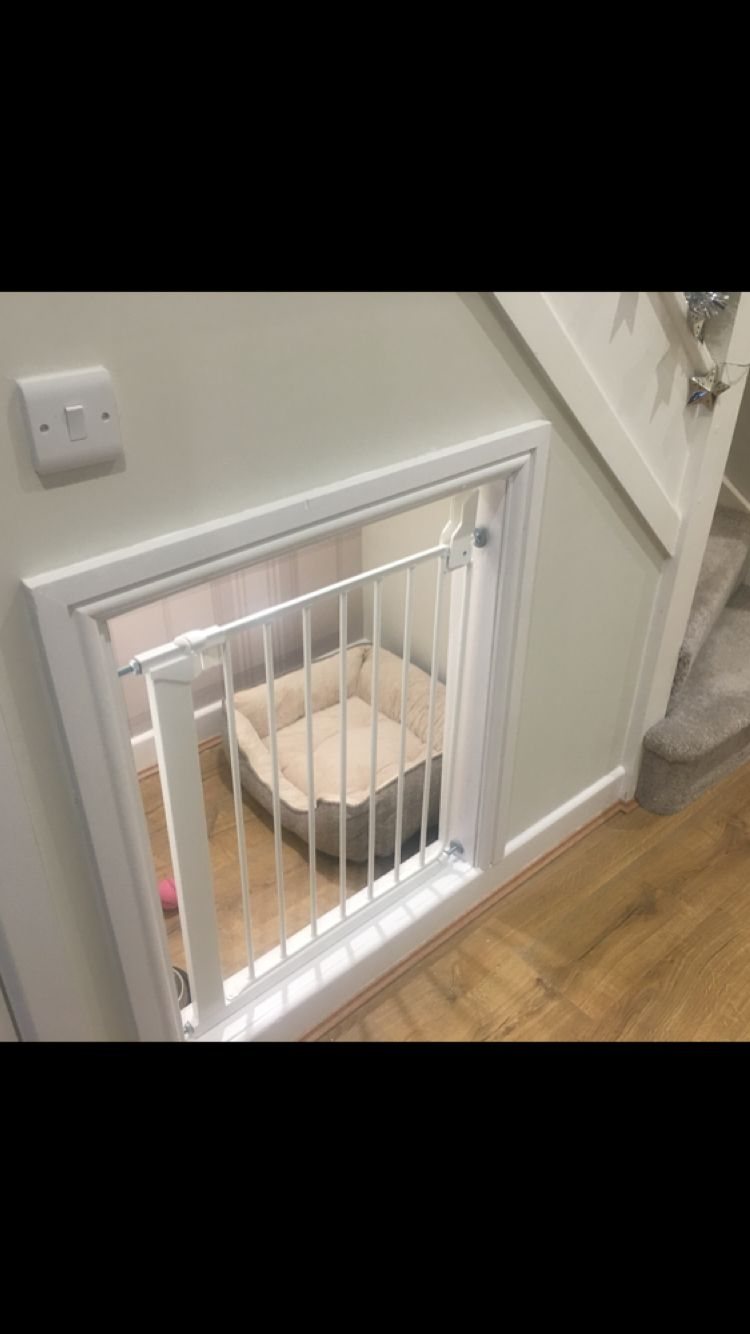 Under The Stairs Dog House / Dog Kennel / Dog Crate / Dog Home