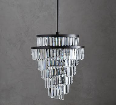 Gemma chandelier helix chandeliers crystals and contemporary