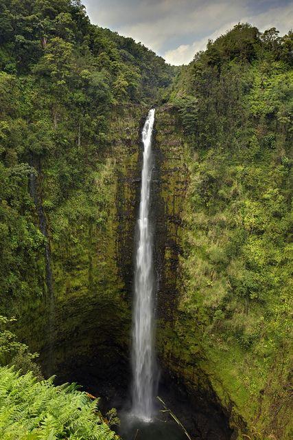 Kona waterfall Cataratas, cascadas, rápidos, rios, fuentes