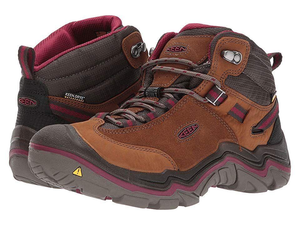 004e8495e81 Keen Laurel Mid Waterproof Women's Waterproof Boots Monks Robe ...