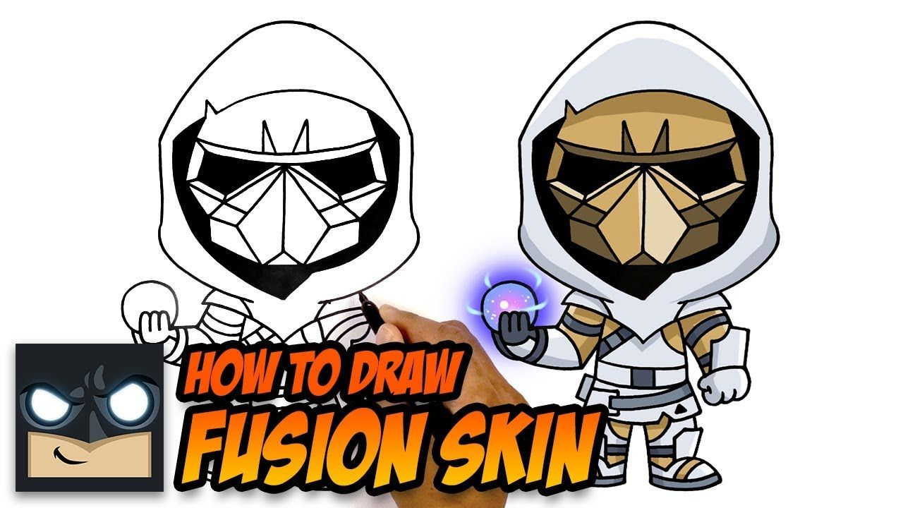 Fortnite Skin Tekenen Makkelijk - How to Draw Travis Scott ...