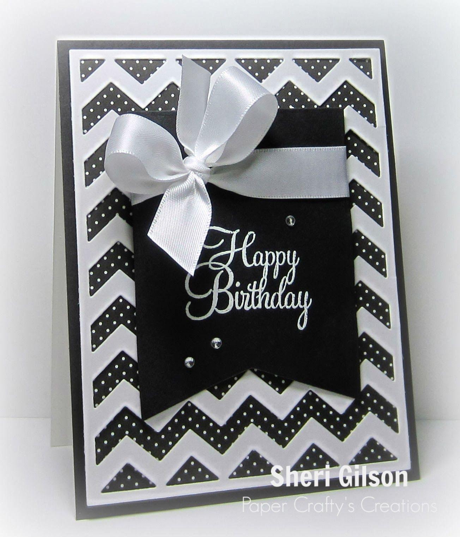 Handmade birthday card from paper crafty 39 s creations for Handmade paper creations
